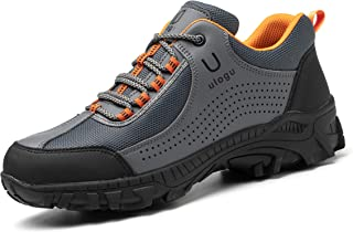 Safety Shoes Steel Toe Trainers Lightweight Work Shoes Non Slip Work Sneakers for Men Women
