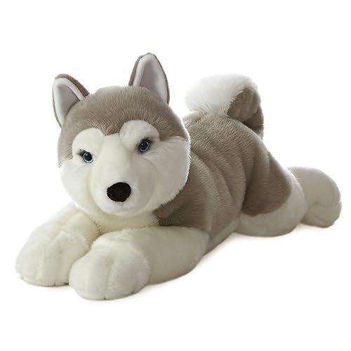 69ca884b78f1 Aurora World Super Flopsie Yukon Husky Dog Plush