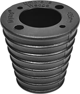 Myard MP UW35H4 Umbrella Cone Wedge Spacer for Patio Table Hole Opening or Base 1.8 to 2.4 Inches, Umbrella Pole Diameter 1 3/8