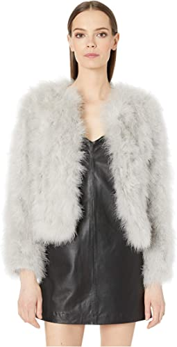 56090e3f288d Jack by bb dakota bardot faux fur jacket | Shipped Free at Zappos