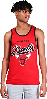 Ultra Game NBA Jersey Tank Top Mesh Sleeveless Muscle T-Shirt