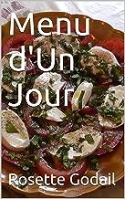 Menu d'Un Jour (French Edition)