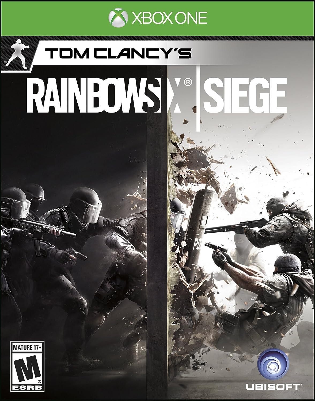 Amazon.com: Tom Clancy's Rainbow Six Siege - Xbox One : Ubisoft: Video Games