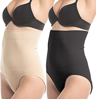UpSpring Baby C-Panty C-Section Underwear for C Section Recovery (2-Pack C-Section Underwear)