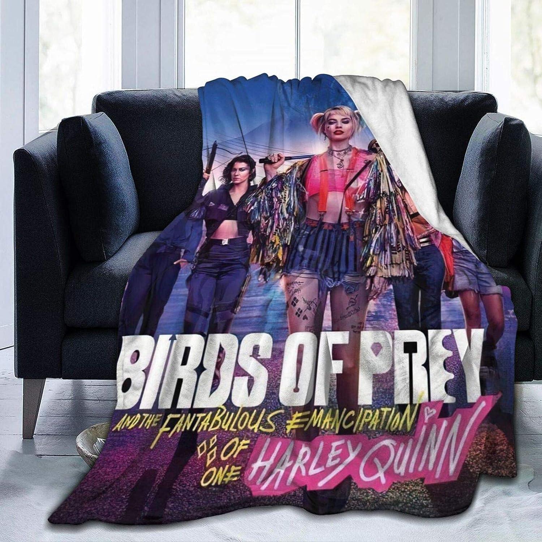 CNAOWHG Harley Fashion Q-uinn 価格 交渉 送料無料 Flannel Fleece オーバーのアイテム取扱☆ Blanket Ultra-Soft