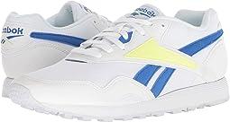 White/Vital Blue/Lemon Zest/Tin Grey