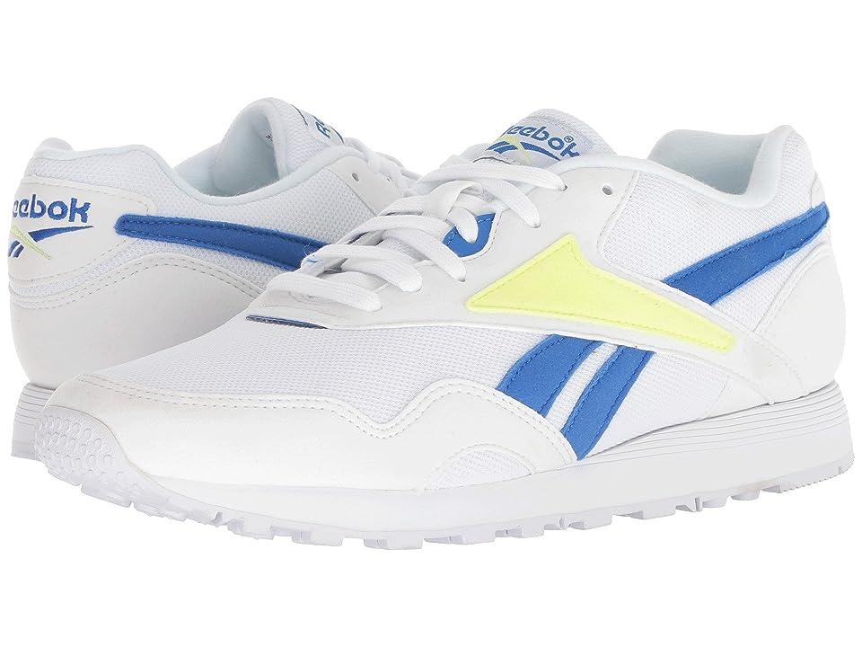 Reebok Lifestyle Rapide MU (White/Vital Blue/Lemon Zest/Tin Grey) Men