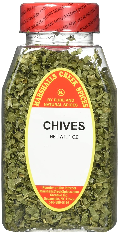 favorite Marshalls Creek Kosher Spices CHIVES 1 Bombing free shipping oz