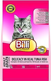 BILLI CAT FOOD DELICACY IN REAL TUNA FISH 3kg
