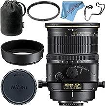 Nikon PC-E Micro-NIKKOR 45mm f/2.8D ED Tilt-Shift Lens Base Bundle
