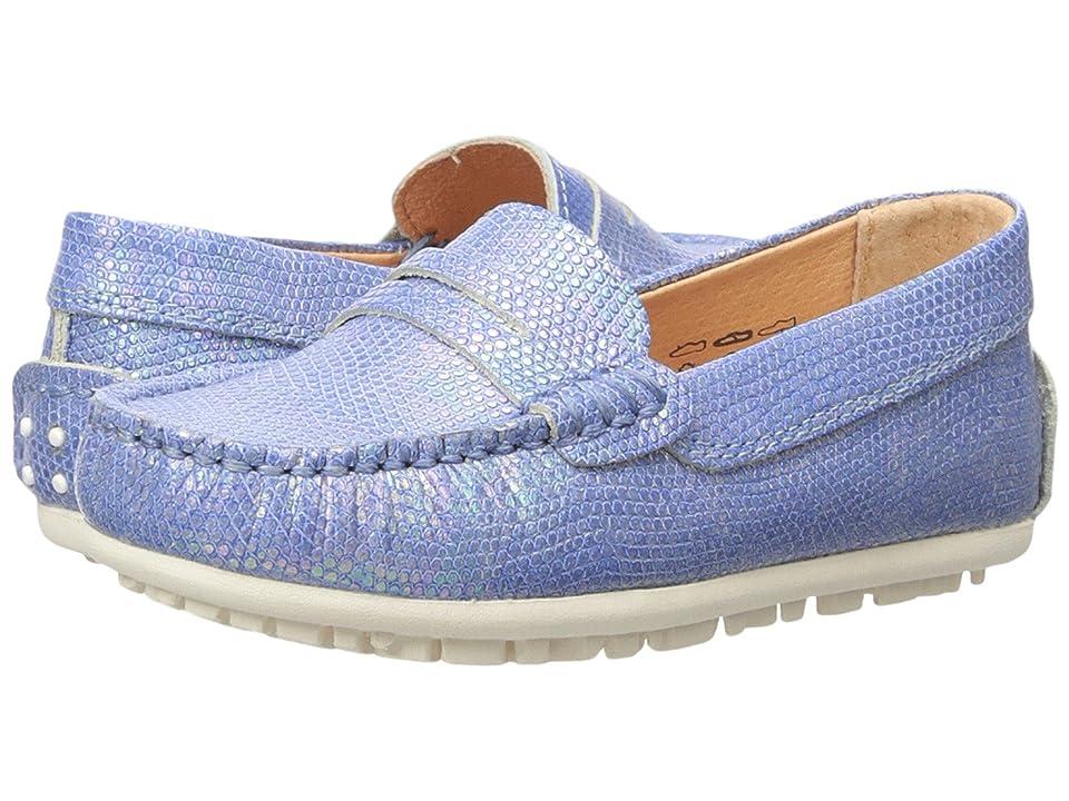 Umi Kids Meesa (Toddler/Little Kid) (Blue) Girls Shoes