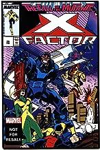 x factor comics key issues