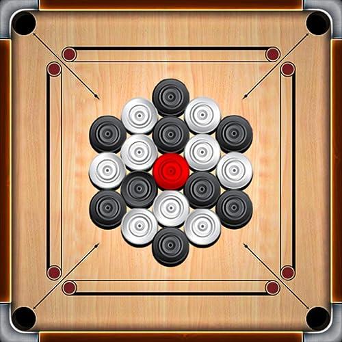 Classical Carrom Game