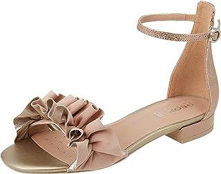 Geox D Wistrey Sandalo D, Sandal. Femme