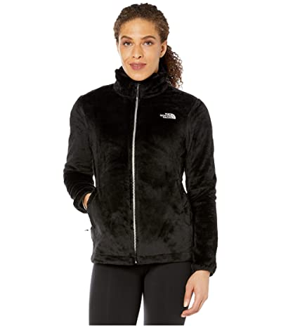 The North Face Osito Jacket (TNF Black Matte Shine) Women