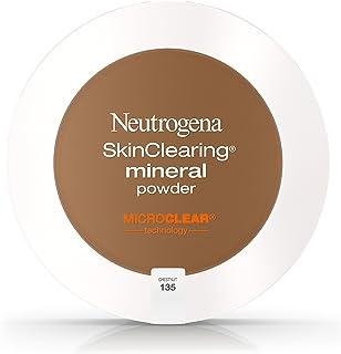 Neutrogena Skinclearing Mineral Powder, Chestnut 135, .38 oz