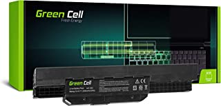 Green Cell® Standard Serie A32-K53 A41-K53 Batería para ASUS A43 A43U A53T A54 K43 K53J K54 K54C X53B X53BR X53BY X53SC X53SD X53SG X53TA X53TK X53Z X54HR X54XB Ordenador (4 Celdas 2200mAh 14.4V)