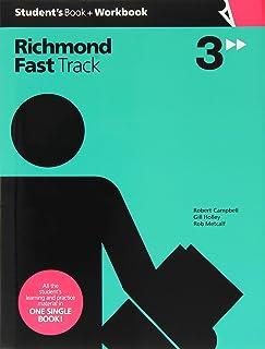 FAST TRACK 3 STUDENT'S + WORKBOOK - 9788466820110