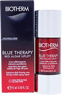 Biotherm Blue Therapy Red Algae Uplift Cure By Biotherm for Unisex - 0.50 Oz Serum, 0.50 Oz