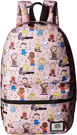 Vans - Calico Backpack x Peanuts Collaboration