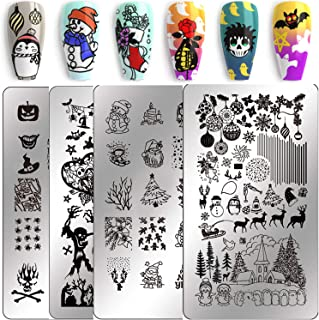 Best uberchic nail stamping plates Reviews