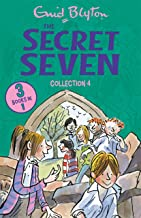 The Secret Seven Collection 4: Books 10-12 (Secret Seven Collections and Gift books)