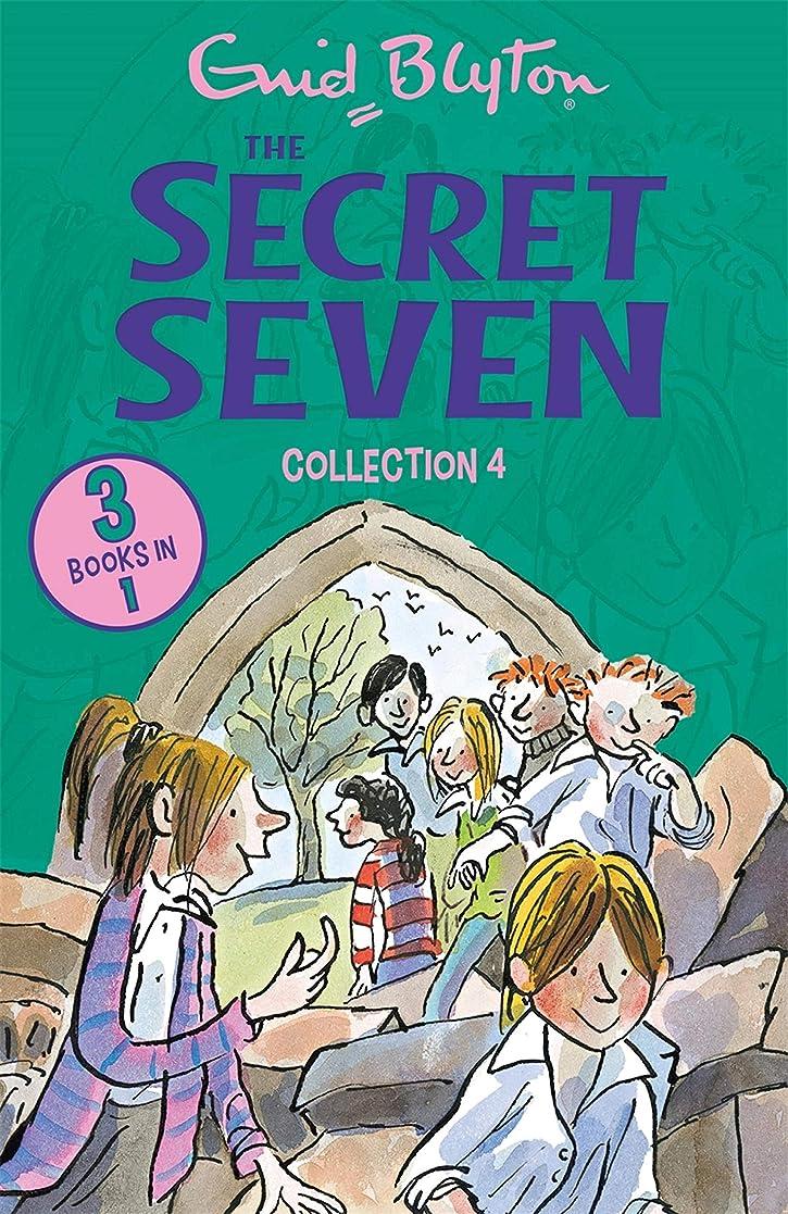 人道的電気無許可The Secret Seven Collection 4: Books 10-12 (Secret Seven Collections and Gift books) (English Edition)