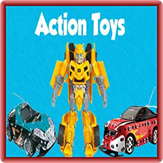 Best Christmas Action Toys