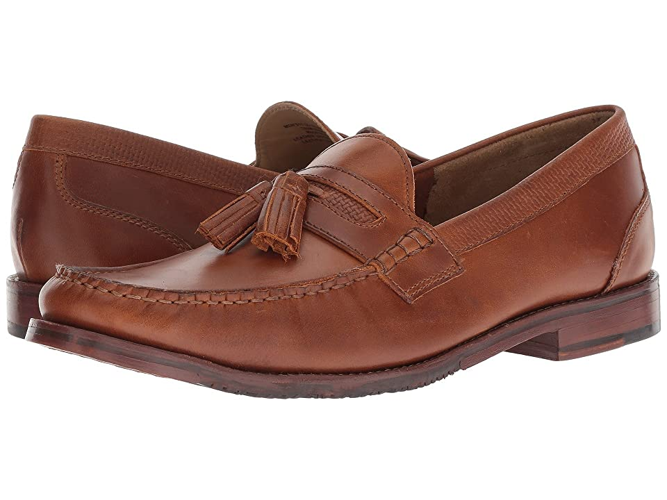Tommy Bahama Tasslington (Tan Leather) Men