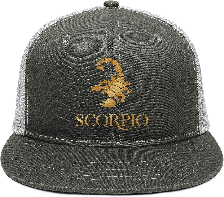 Baseball Hat Renthal-Logo Snapback Flat Brim Adjustable Rock Cap