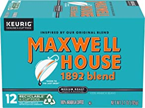 maxwell house 1892 blend