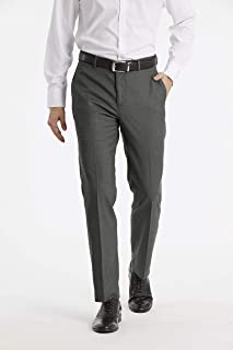 1234a0cdcadf Calvin Klein Men s X Performance Slim Fit Flat Front Dress Pant