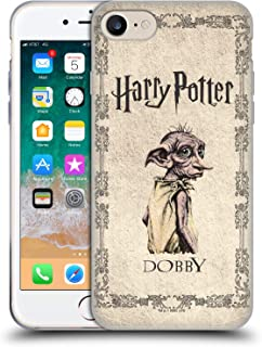 Official Harry Potter Dobby House Elf Creature Chamber of Secrets II Soft Gel Case Compatible for Apple iPhone 7 / iPhone 8 / iPhone SE 2020