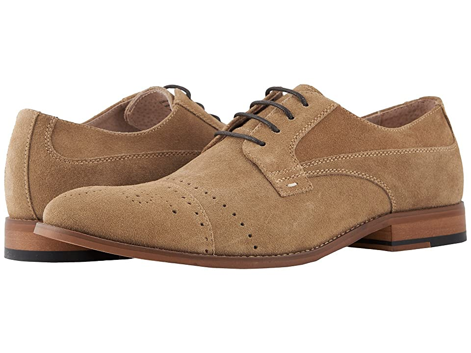 Stacy Adams Deacon (Sand Suede) Men