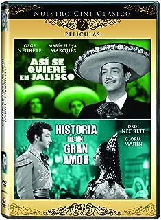 Asi Se Quiere En Jalisco / Historia De Un Gran Amor - Double Feature