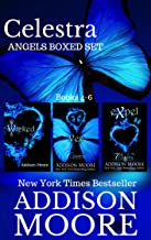 Celestra Series: Books 4-6 (Celestra Boxed Set Book 2)