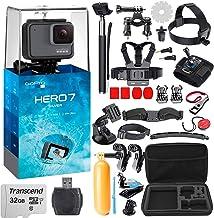 GoPro HERO7 Silver with Striker 38 Piece Action Camera...