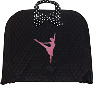 TOP QUALITY Durable Quilted Custom Dance Design Garment Bag Luggage Travel or Costume Bag Personalized