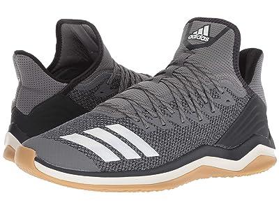 adidas Icon 4 Trainer (Grey 4/Cloud White/Carbon) Men