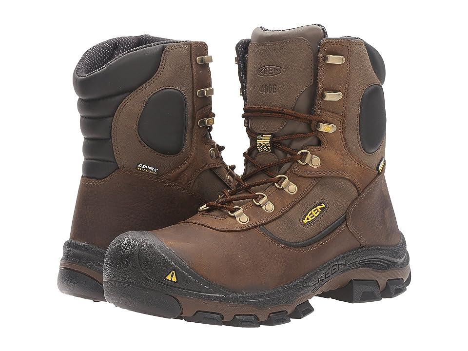 Keen Utility Leavenworth 400g (Cascade Brown) Men