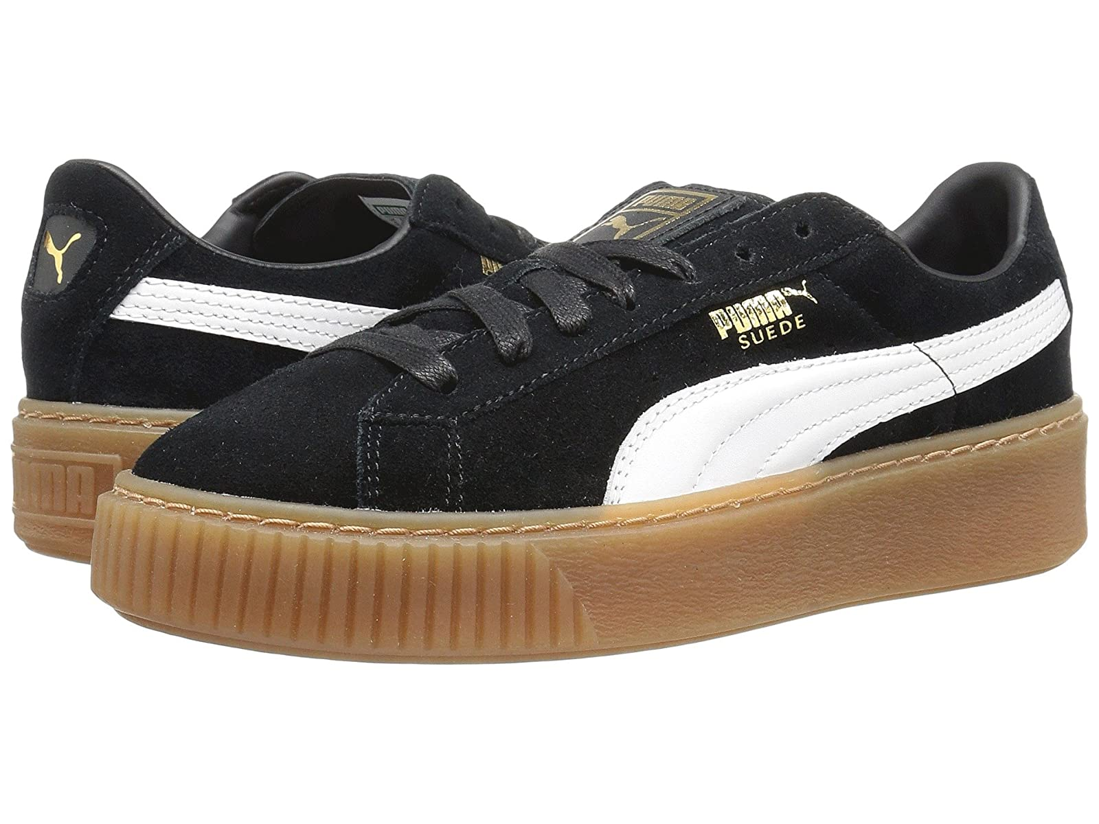 PUMA Suede Platform CoreCheap and distinctive eye-catching shoes