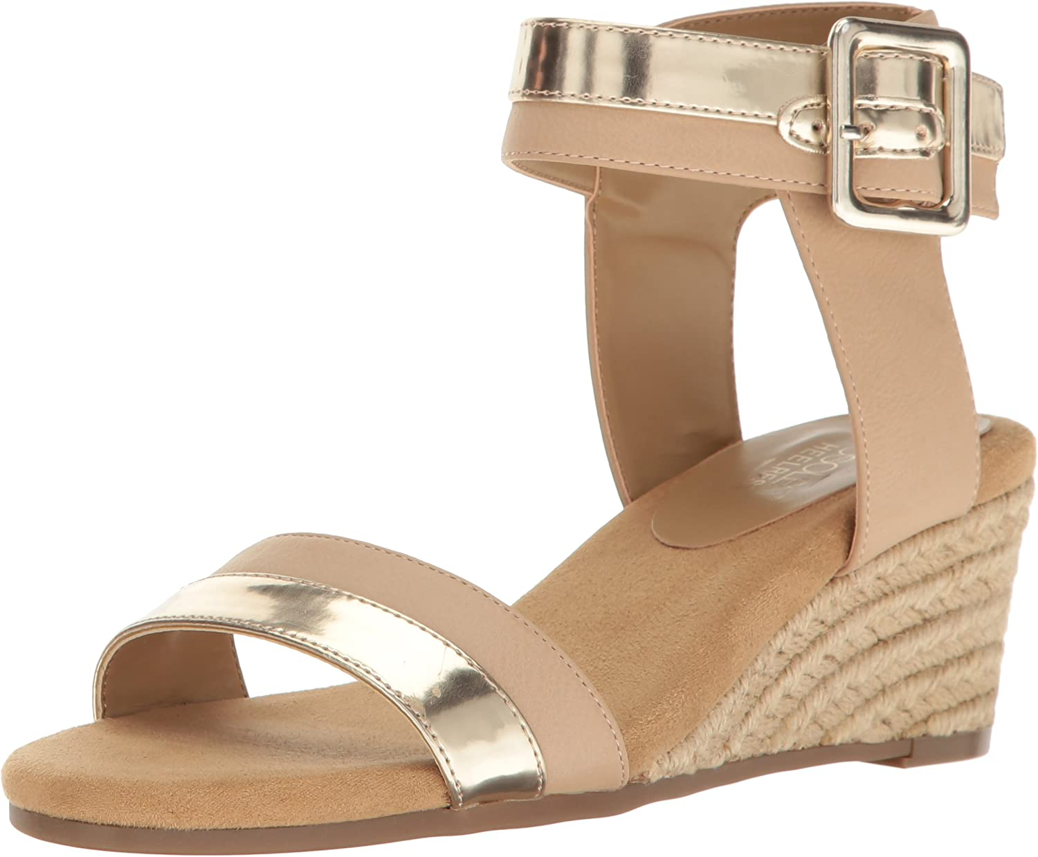 Aerosoles Womens Spa Day Wedge Sandal