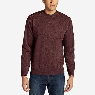 [エディー・バウアー] Eddie Bauer Camp Fleece Crew Sweatshirt トレーナー メンズ 長袖 キャンプ スウェットシャツ 3カラー 5サイ [並行輸入品]