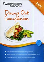 Weight Watchers PointsPlus Plan 2012 Dining Out Companion Book Points Plus (2012)
