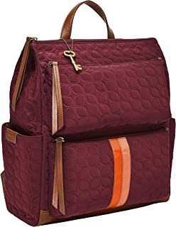Fossil Women's Jenna Fabric Backpack