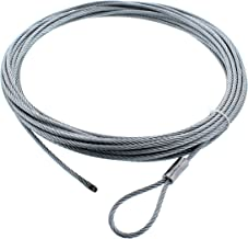 Race-Driven Heavy Duty 50' Replacement Winch Rope Line Cable 3500 LB Capacity