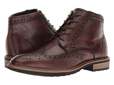 ECCO Vitrus I Wingtip Boot (Nature) Men