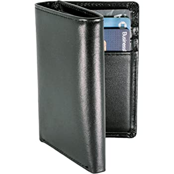 Redbrick Leather Mens Compact Wallet Grey Camouflage RFID Protected