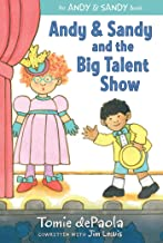 Andy & Sandy and the Big Talent Show (An Andy & Sandy Book) (English Edition)