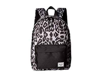 Herschel Supply Co. Classic Mid-Volume (Snow Leopard/Black) Backpack Bags